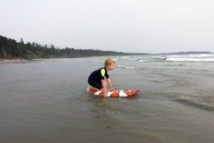 Surf boy Stock Photos