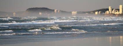 Surf & Coast Royalty Free Stock Photos