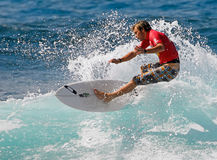 Surf Competition Royalty Free Stock Image