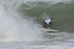 Surf competitor Stock Photos
