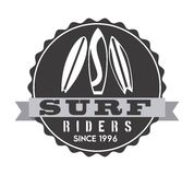 Surf design Stock Photography