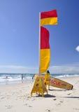 Surf het levensspaarders Royalty-vrije Stock Afbeelding