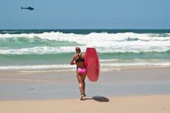 Surf Ironman Series Royalty Free Stock Photo