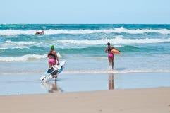 Surf Ironman Series Stock Photography