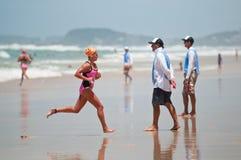 Surf Ironman Series Royalty Free Stock Photos