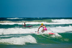 Surf Ironman Series Stock Photos