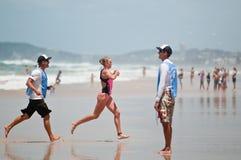 Surf Ironman Series Royalty Free Stock Image