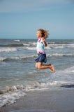 surf jumping Obraz Stock