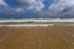 Surf on Karon Beach Stock Images
