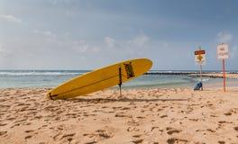 Surf lifeguard station Royalty Free Stock Photos