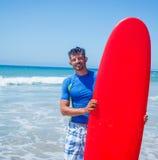 Surf man Royalty Free Stock Photo
