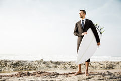 Surf is my Business Stock Photos