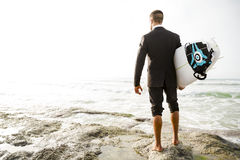 Surf is my Business Stock Photography