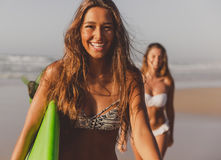 Surf is my life Royalty Free Stock Images