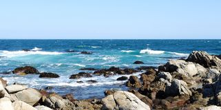 Surf and reef Stock Image