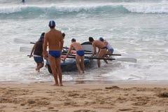 surf rejs Zdjęcie Stock