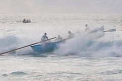 surf rejs Fotografia Stock