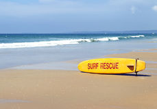 Surf rescue Stock Photography