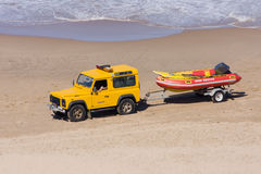 Surf Rescue royalty free stock photo
