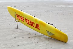 Surf rescue Royalty Free Stock Photos