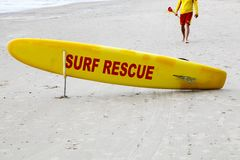 Surf rescue Stock Image