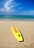 A Surf Rescue Board Stock Image