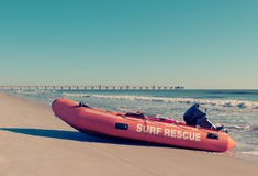 Surf Rescue Stock Images