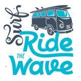 Surf Rider 003 Royalty Free Stock Image