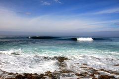 Surf spot Stock Images