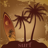Surf Royalty Free Stock Image