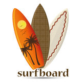 Surf Royalty Free Stock Photo