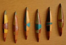 Surf tribale esotico art. Immagini Stock