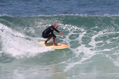 surfa arkivfoton