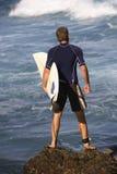 surfa Royaltyfri Fotografi