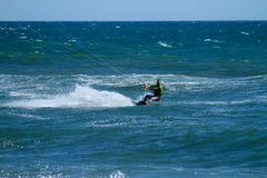 Surfa för drake Royaltyfri Fotografi