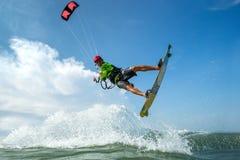Surfa för drake Arkivfoto