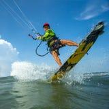 Surfa för drake Arkivbild