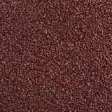 Surface  abrasive material, for processing rusty metal. Stock Image