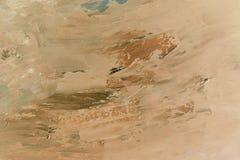 Surface abstraite de planète de Mars de fond Image stock