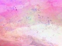 Surface abstraite grunge peinte de type illustration stock