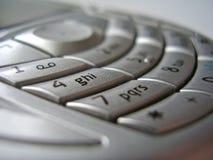 Surface adjacente de téléphone portable Image libre de droits