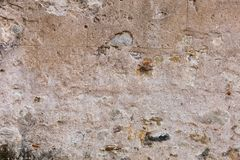 Surface of ancient wall of natural stone stock photos