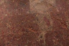 Surface antique et historique rougeâtre à l'intérieur d'un bâtiment photos libres de droits
