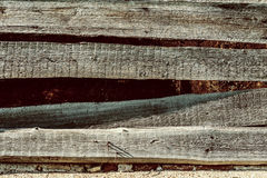 Surface approximative en bois de vieux fond de texture Image libre de droits