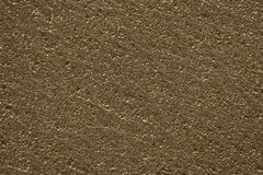 Surface approximative poreuse de couleur en bronze, fond de texture photos stock
