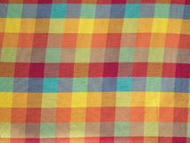 Surface beautiful color fabric Stock Images