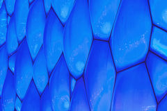 Surface of Beijing Olympic Water Cube, China Royalty Free Stock Photography