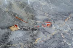 Surface of the Beyrede marble stone treated Royalty Free Stock Images