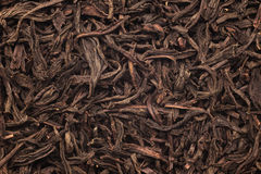 The surface of the black tea Stock Photo