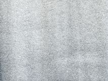Surface blanche poreuse Photo libre de droits